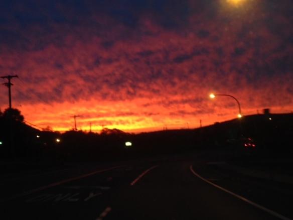 Dave's sunrise2