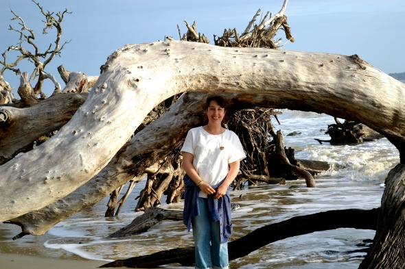 day 5:  driftwood beach